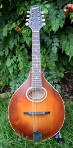 A2 Oval Hole Mandolin #252
